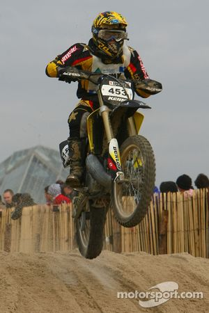 Anthony Dubrulle, Team Allavoine N°453