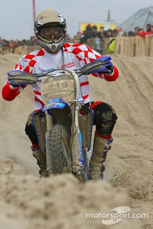 Adrien Fauquembergue, Yamaha 250 4T N°219