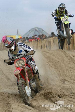Jessy Van Wambeke, Honda 450 4TN°323