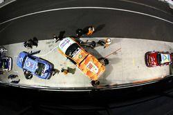 #47 Hi Tech Motorsport, Holden VE SS: Grant Johnson, Jeff Watts, Greg Willis