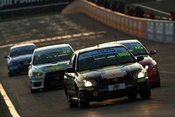 #88 Jim Hunter Suspension, Subaru Impreza 2.0R: Matthew Windsor, Steve Sheils, Paul Newman