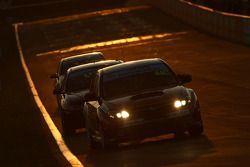 #44 Johnson Window Film, Subaru Impreza WRX Sti: Jim Hunter, John Bowe, Gavin Bullas