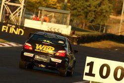 #25 WBR - Wilson Brothers Racing, Subaru Impreza WRX Sti: Craig Baird, Lee Castle, Rodney Forbes