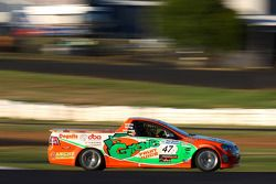 #47 Hi Tech Motorsport, Holden VE SS: Grant Johnson, Jeff Watts, Greg Willis