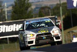#35 PRO-DUCT Motorsport, Mitsubishi Lancer Evo X: Glenn Seton, Steve Knight
