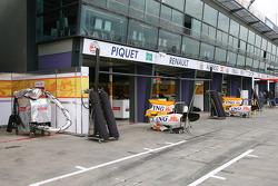 Les garages Renault