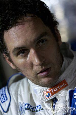 L'homme le plus rapide de la séance, Franck Montagny