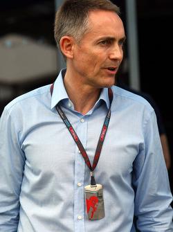 Martin Whitmarsh, McLaren