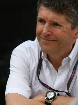 Nick Fry (CEO de BrawnGP)