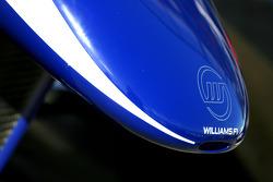 Williams F1 Team détail aileron avant
