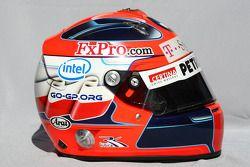 Robert Kubica, BMW Sauber F1 Team helmet