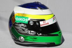 Giancarlo Fisichella, Force India F1 Team helmet