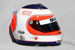 Casque de Rubens Barrichello, Brawn GP