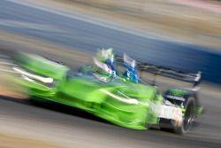 David Brabham, Scott Sharp, Dario Franchitti (Acura ARX-02a N°9)