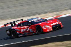 Motul Autech GT-R N°1 (Satoshi Motoyama, Benoit Treluyer)