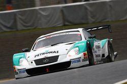 Petronas Tom's SC430 N°36 (Juichi Wakisaka, Andre Lotterer)