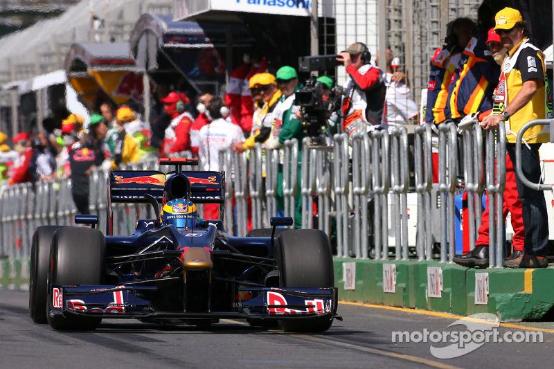 Sebastien Bourdais, Scuderia Toro Rosso, STR4, STR04