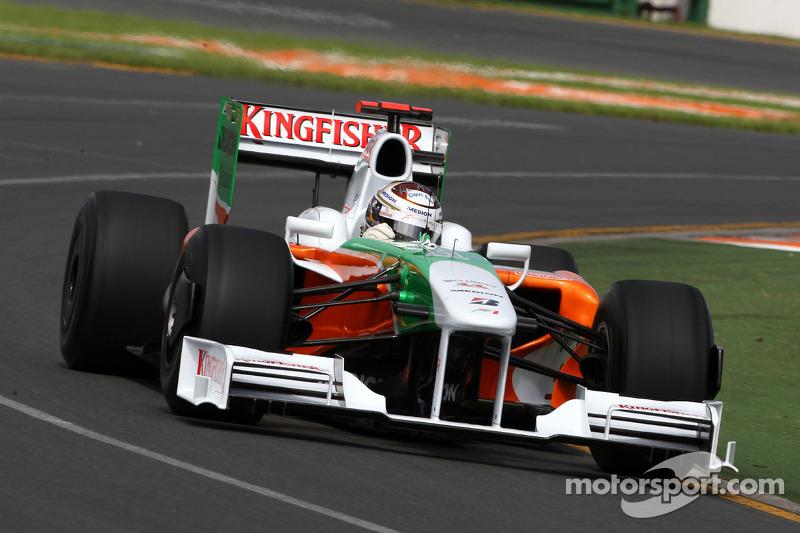 2009 : Force India VJM02