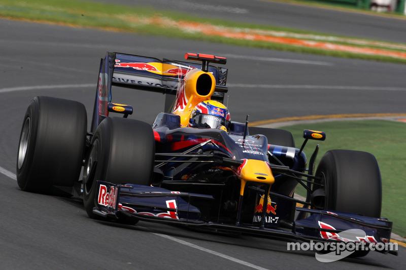 2009 : Red Bull RB5