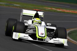 Дженсон Баттон, Brawn GP, BGP001