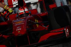 Kimi Raikkonen, Scuderia Ferrari, F60