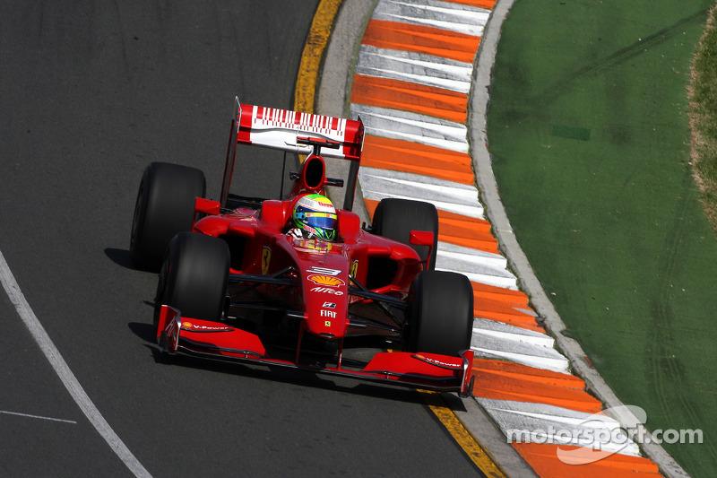 2009 : Ferrari F60