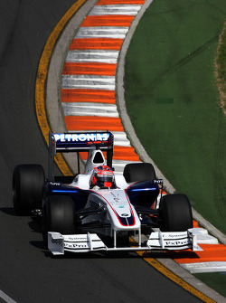 Роберт Кубица, BMW Sauber F1 Team, F1.09