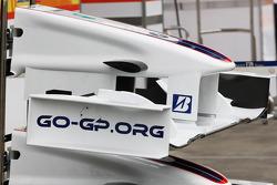 Le nez de la BMW F1.09