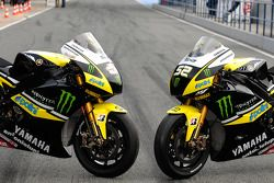 Tech3 Yamaha YZR-M1