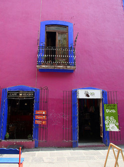 Puebla City atmosphere