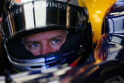 Sebastian Vettel, Red Bull Racing, Pitlane, stand, garage.