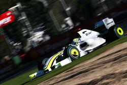 Jenson Button, Brawn GP, BGP001