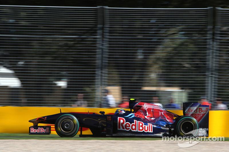 Sebastien Buemi: Grand Prix von Australien 2009