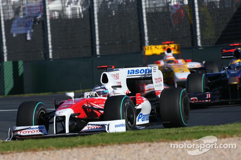 Jarno Trulli - 252 Grands Prix