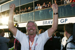 Richard Branson, Virgin-Boss