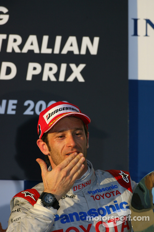 3. Jarno Trulli, Toyota F1 Team
