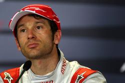 Conférence de presse d'après-course : troisième place pour Jarno Trulli, Toyota Racing