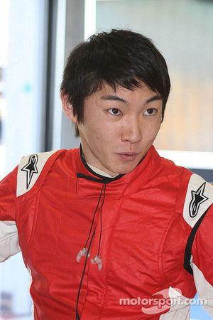 Daisuke Nakajima after his accident