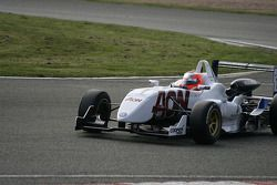 Max Chilton at Abbey