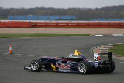 Daniel Ricciardo's goes past