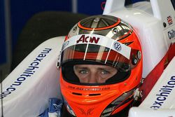 Max Chilton focuses on winning