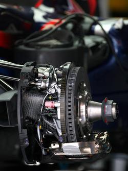 Red Bull Racing brale system detay