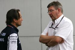 Ross Brawn Takım Patronu, Brawn GP