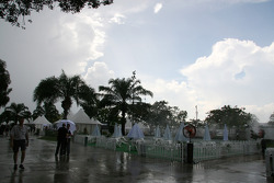padok after rain