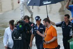 Nico Rosberg, Williams