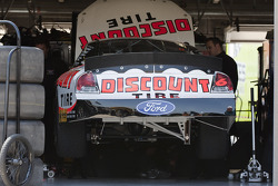 Discount Tire Ford garage area