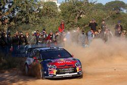 Себастьен Лёб и Даниэль Элена, Citroen C4, Citroen Total World Rally Team
