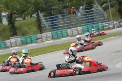 F1 Fun Kart Challenge: Davide Rigon