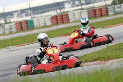 F1 Fun Kart Challenge: Ricardo Teixeira