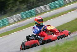 F1 Fun Kart Challenge: Luiz Razia